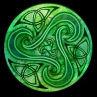 triskele green